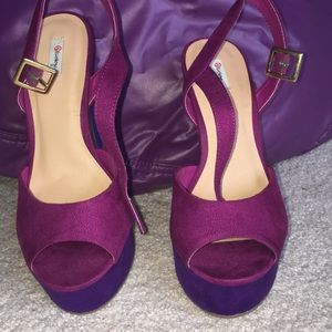 Shoes - I am selling these brand new out of the box heels